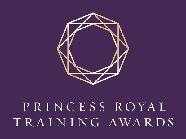 Princess Royal Training Awards delivered by the City & Guilds Group