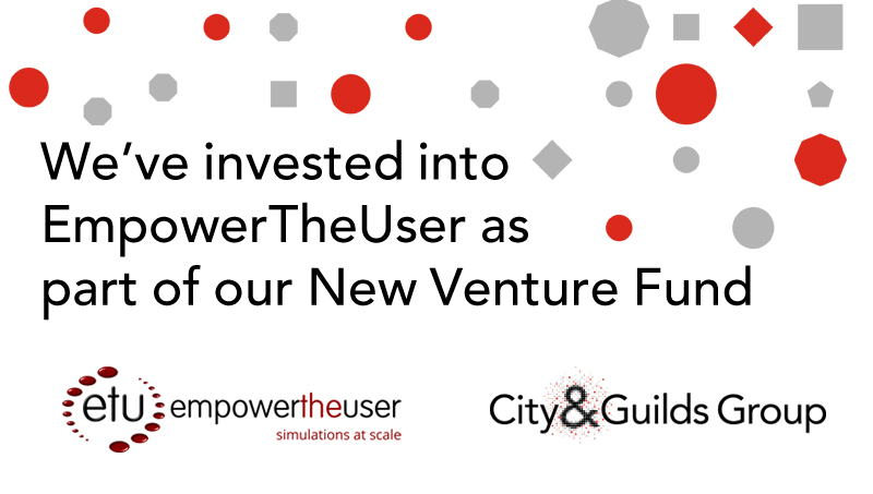 EmpowerTheUser receives investment as part of New Venture Fund